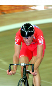 Ondřej Sosenka World Hour Record 49,700 km