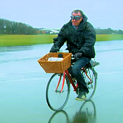 Jeremy Clarkson - hour record